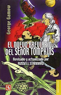 portada El Nuevo Breviario del Señor Tompkins (libro en Españolpaís: Mexico Editorial: Fondo de Cultura Economica)