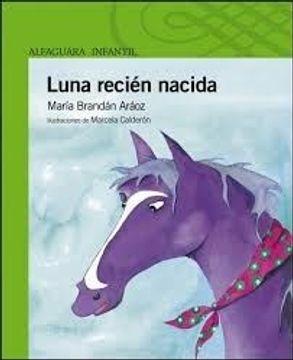 portada Luna Recien Nacida