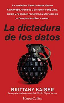 portada La Dictadura de los Datos: 3948 (Harpercollins)