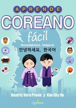 portada Aprende coreano fácil. Annyeonghaseyo, hangug-eo!
