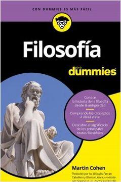 portada Filosofía para Dummies