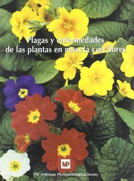 portada Plagas y Enfermedades de las Plantas en Maceta con Flores