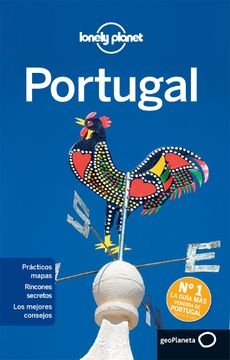 portada Portugal 6 (Guías de País Lonely Planet)