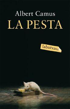 portada La Pesta (libro en Catalán)