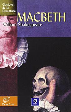portada Macbeth (Clásicos de la Literatura Universal)