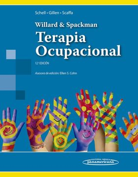 portada Willard & Spackman Terapia Ocupacional