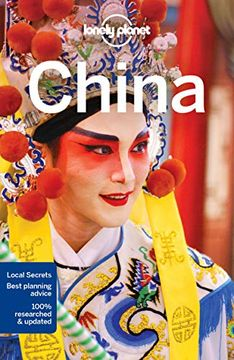 portada Lonely Planet China (Travel Guide) (libro en inglés)