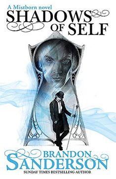 portada Shadows of Self: A Mistborn Novel (libro en Inglés)