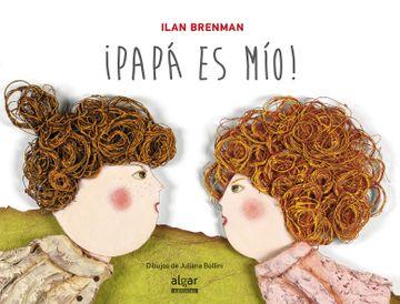 portada Papa es mío (Álbumes Ilustrados)