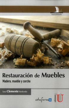 portada Restauración de Muebles, Madera, Mueble y Corcho