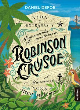 portada Robinson Crusoe