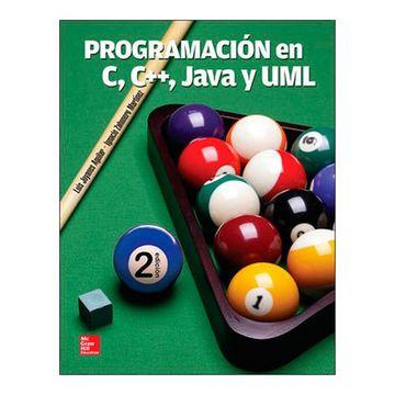 portada Programacion en C/C++ Java y uml