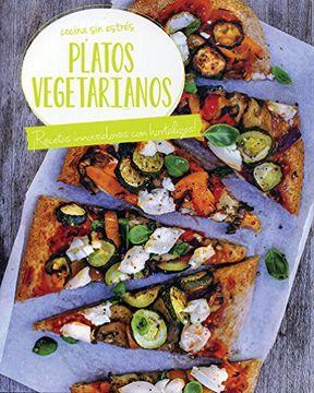 portada Cocina sin Estres: Platos Vegetarianos