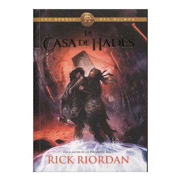 portada 4 - los Heroes del Olimpo - la Casa de Hades