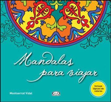 portada Mandalas Para Viajar+Lapices D / Color