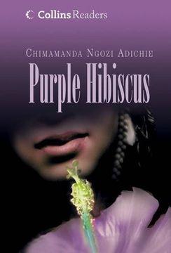 portada Purple Hibiscus. [Chimamanda Ngozi Adichie] (libro en inglés)