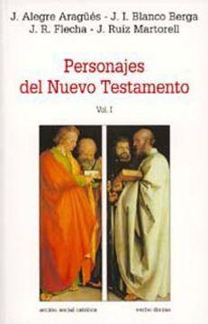 portada Personajes del Nuevo Testamento