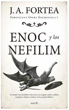 portada Enoc y los Nefilim (Fortenieana Opera Daemoniaca)