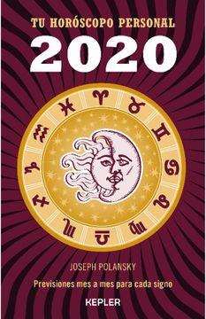 portada Tu Horoscopo Personal 2020