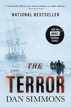 portada The Terror (libro en inglés)