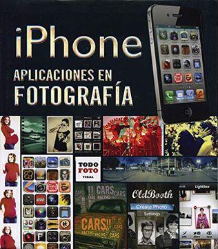 portada Iphone Aplicaciones en Fotografia