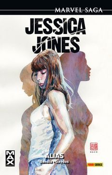 portada Jessica Jones 01: Alias