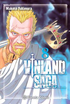 portada Vinland Saga nº 08