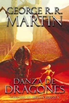 portada Danza de Dragones