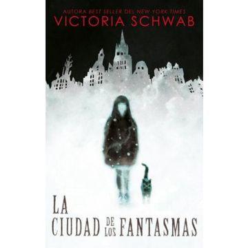 portada Ciudad de los Fantasmas, la