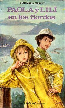 portada paola y lilí en los fiordos. cbta. e ilustrs. a. baita.