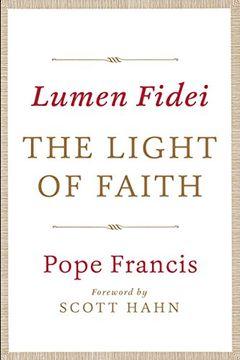 portada Lumen Fidei: The Light of Faith (libro en Inglés)