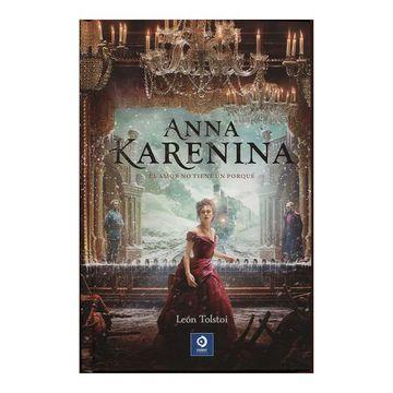 portada Anna Karenina (Clásicos de Pelicula)
