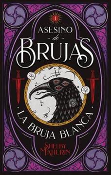 portada Asesino de Brujas- la Bruja Blanca
