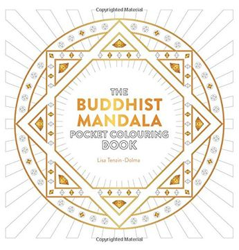portada Buddhist Mandala Pocket Colouring Book (Colouring Books)