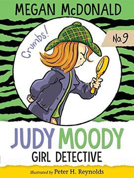 portada Judy Moody, Girl Detective (libro en Inglés)