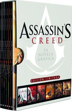 portada Assassin s Creed: La Novela Grafica