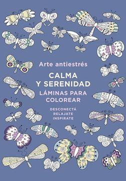 portada Arte Antiestres: Calma y Serenidad