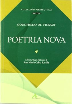 portada Poetria Nova