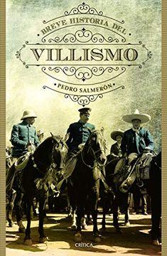 portada Breve Historia del Villismo