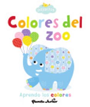 portada Colores Del Zoo