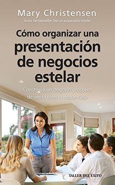 portada Como Organizar una Presentacion de Negocios Estelar