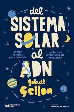 portada Del Sistema Solar al adn