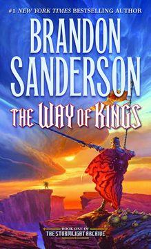 portada The way of Kings (libro en Inglés)