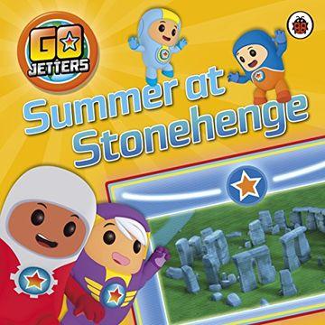 portada Go Jetters: Summer at Stonehenge