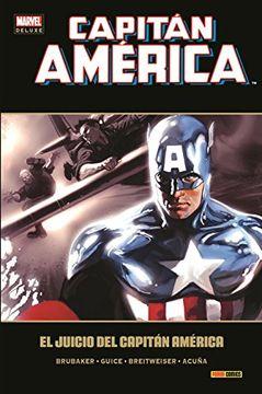 portada Capitan america 12 el juicio del capitan america