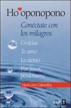 portada Ho'oponopono: Conéctate con los Milagros (Psicología y Autoayuda)
