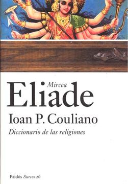 portada Diccionario de las Religiones