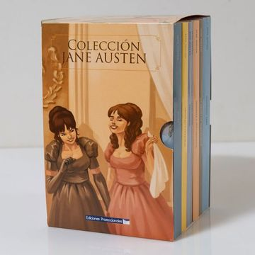portada Colección Jane Austen