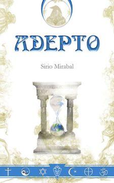 portada Adepto (libro en Inglés)