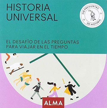 portada Historia Universal (Cuadrados de Diversión)
